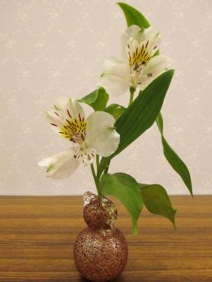 クリニックに飾ってある花(2)